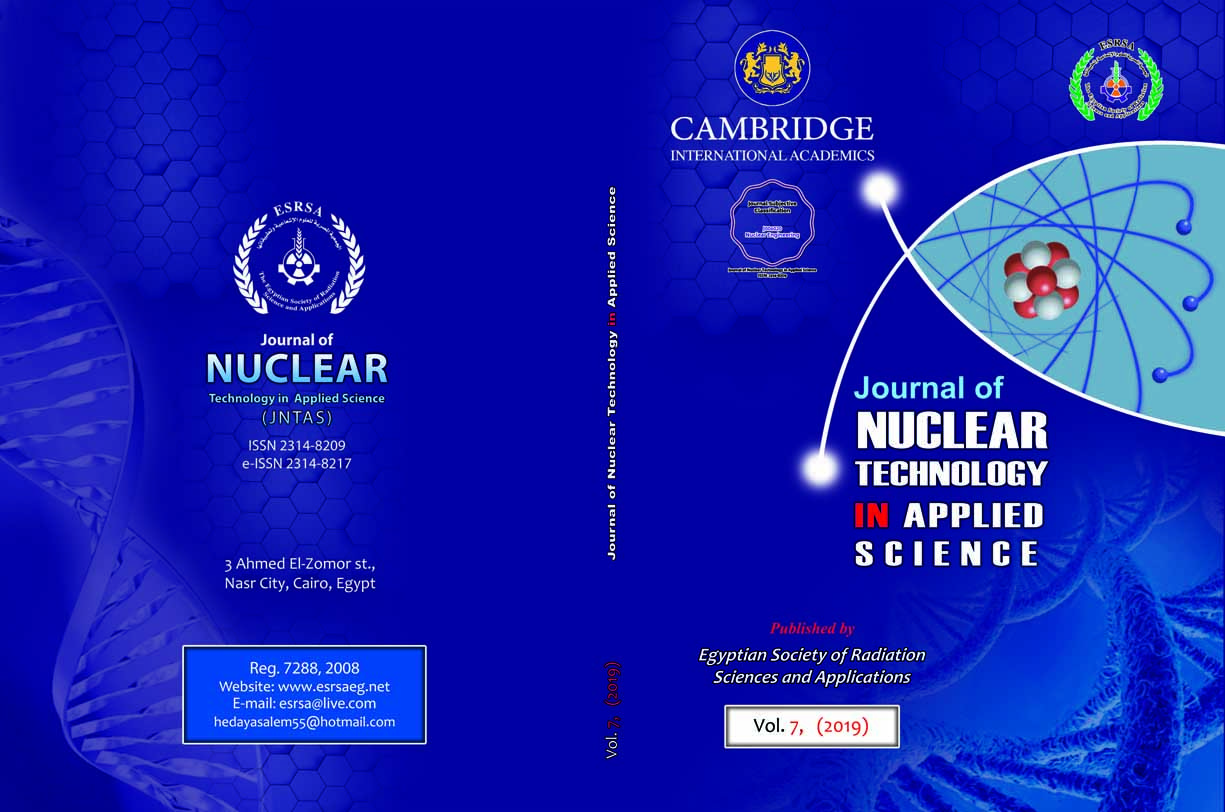 Journal of Nuclear Technology in Applied Science